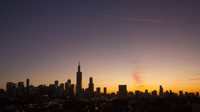 skyline forms here shake ups in chicago s tallest buildings