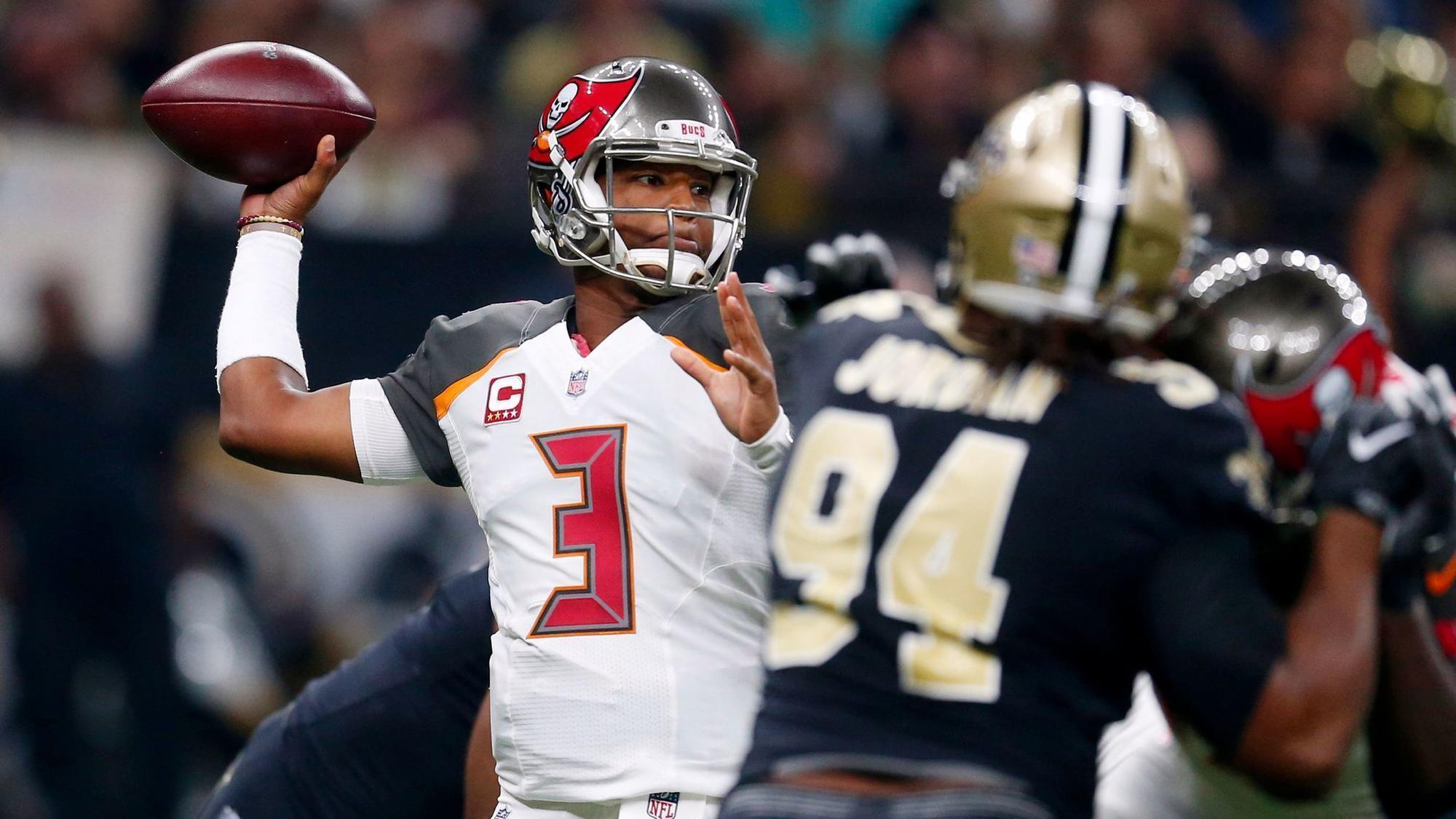Buccaneers QB Jameis Winston expected to miss game vs Dolphins on