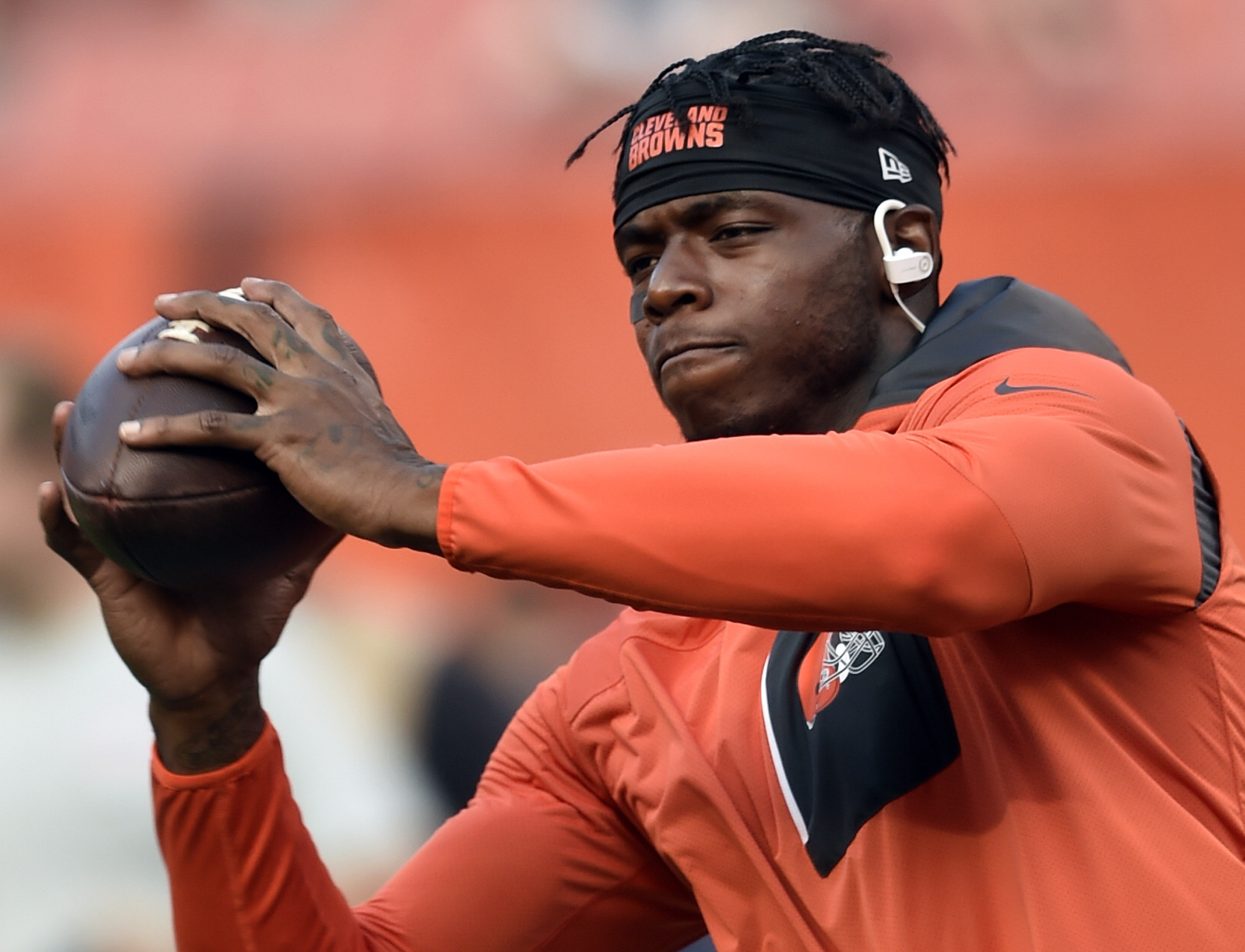 Josh Gordon I Would Drink Before Every Game