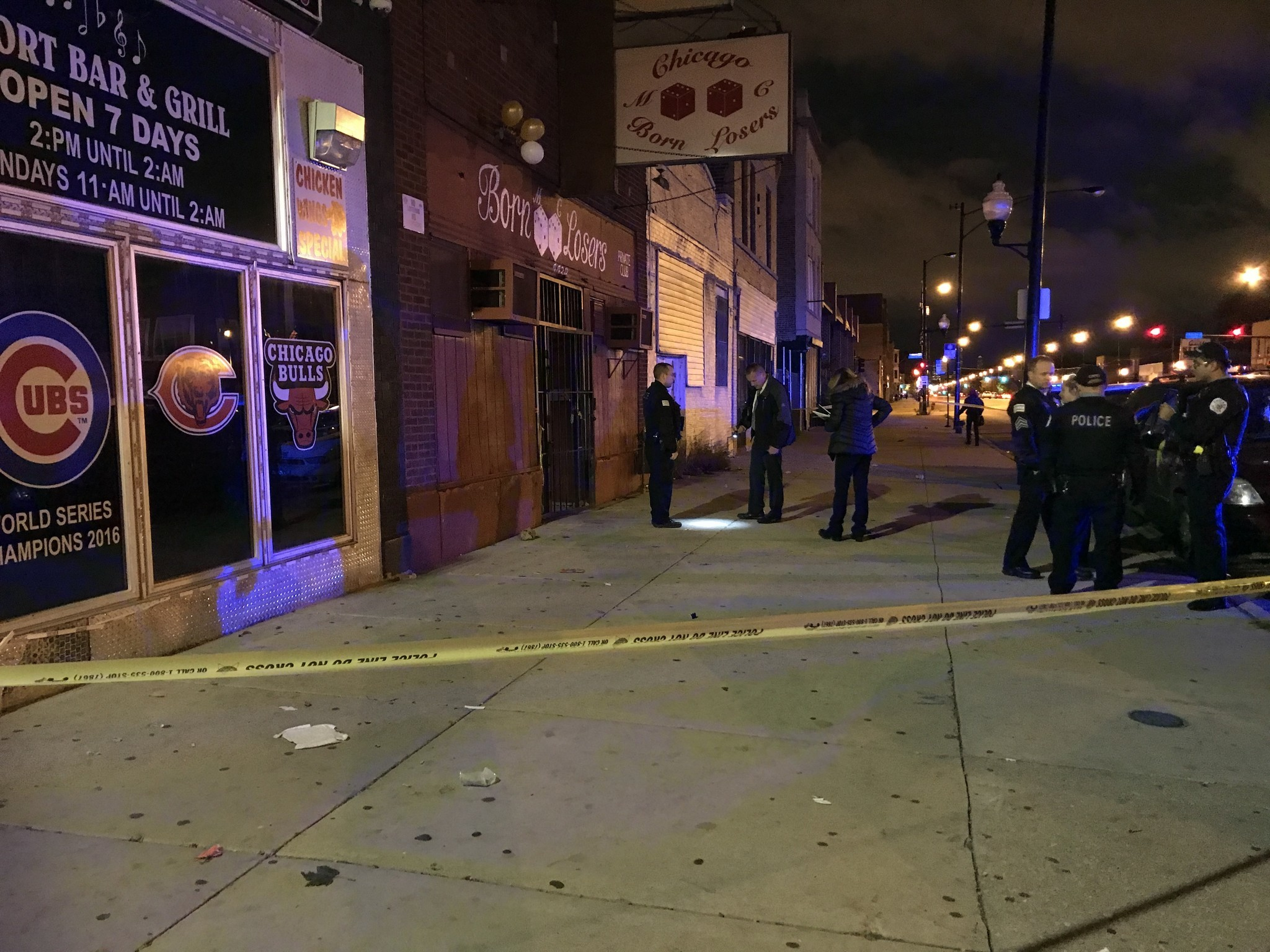 Man Shot At West Side Motorcycle Club We Ve Been Here Over 16
