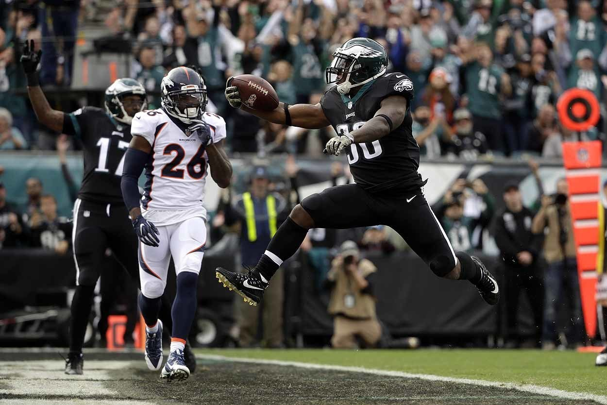 Fantasy football waiver wire for Week 10: Is Corey Clement more than ...