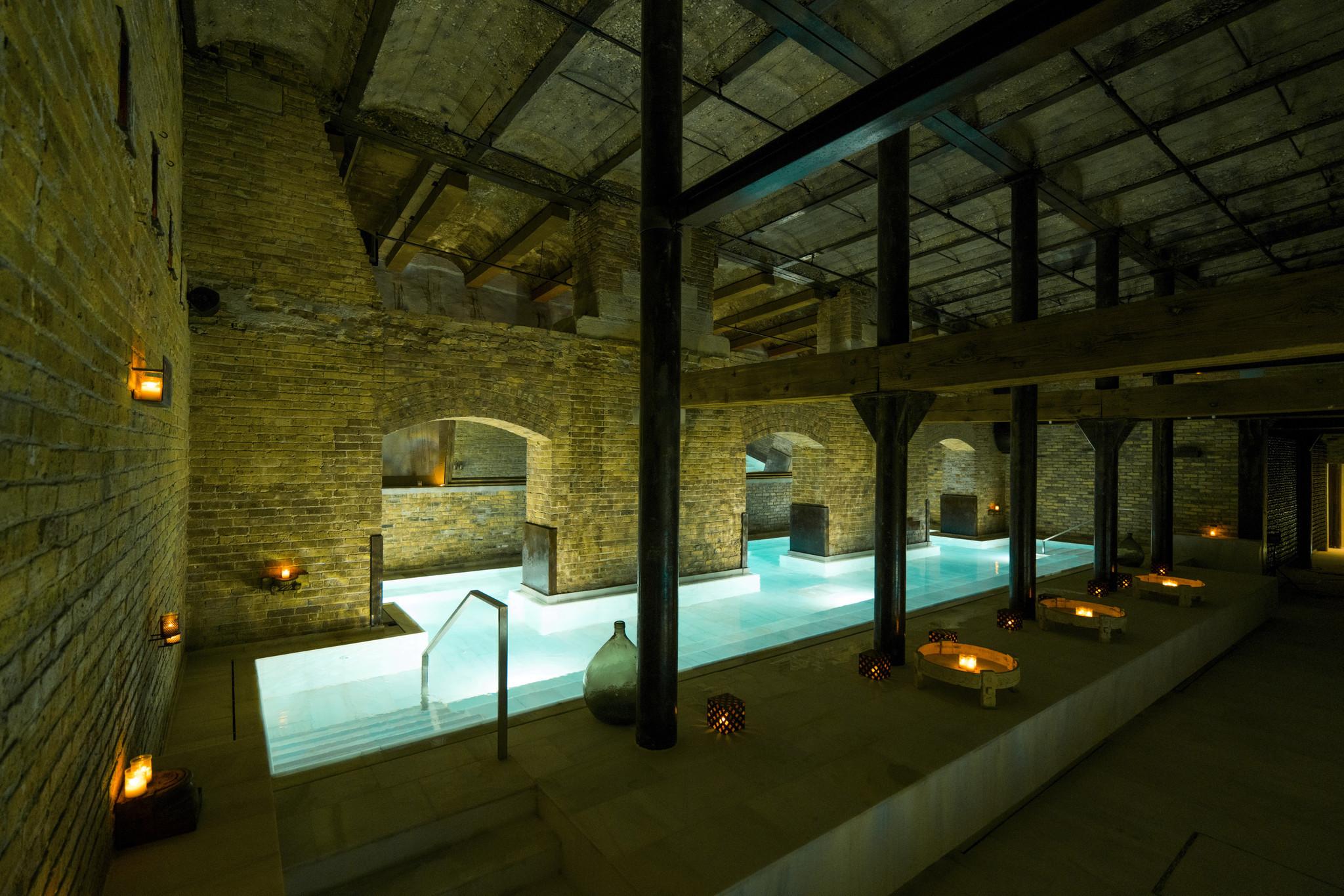 AIRE Ancient Baths Chicago Tribune