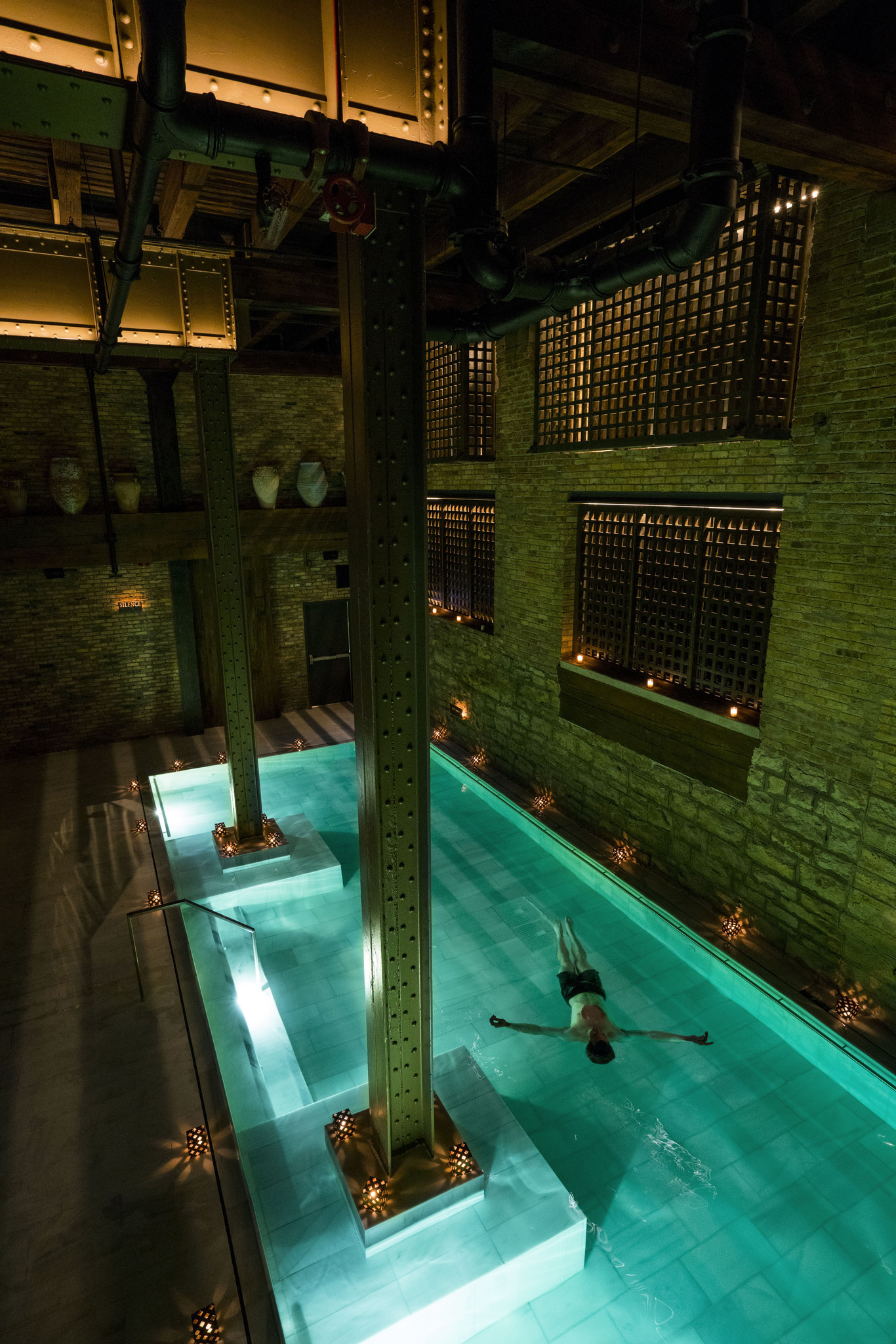 When in Rome, or Chicago: Thermal baths open in former River West ...