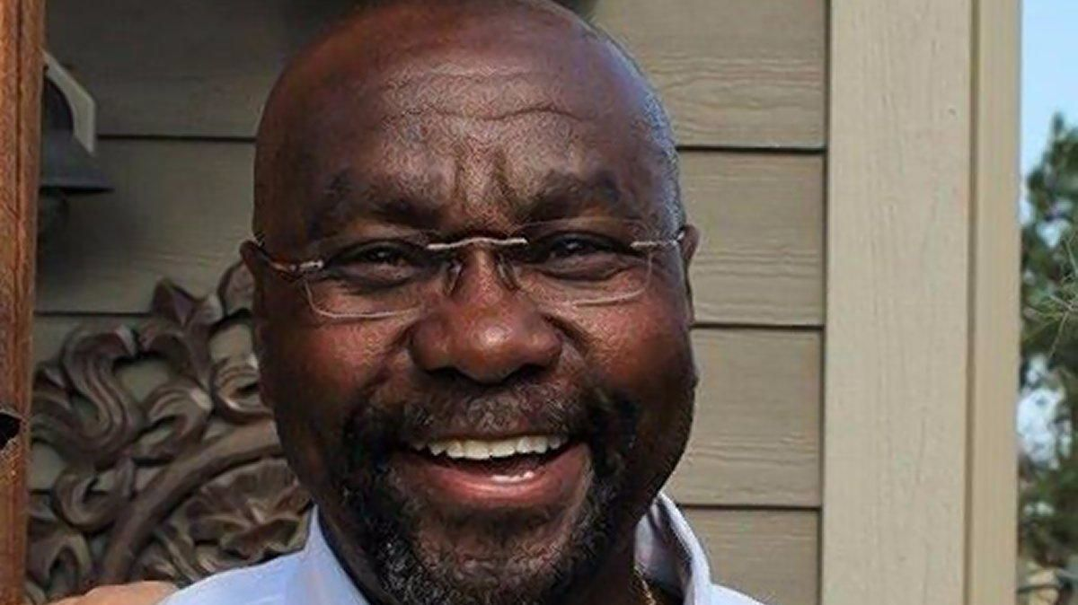 Wilmot Collins, originally from Liberia, is the next mayor of Helena, Mont.