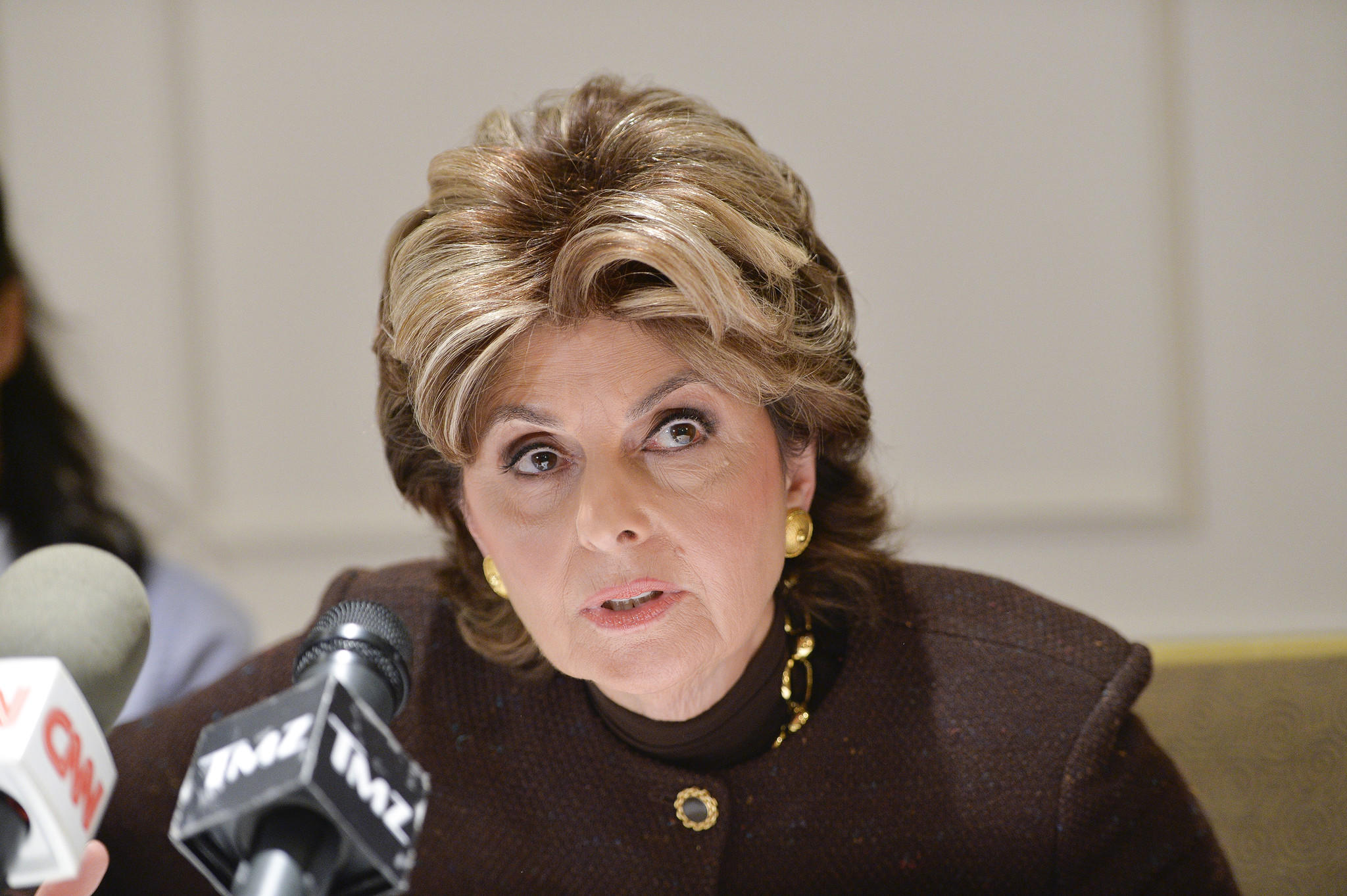 Attorney Gloria Allred will be part of a panel on sexual harassment in the entertainment industry hosted by SAG-AFTRA next week. (Howard Simmons / New York Daily News)