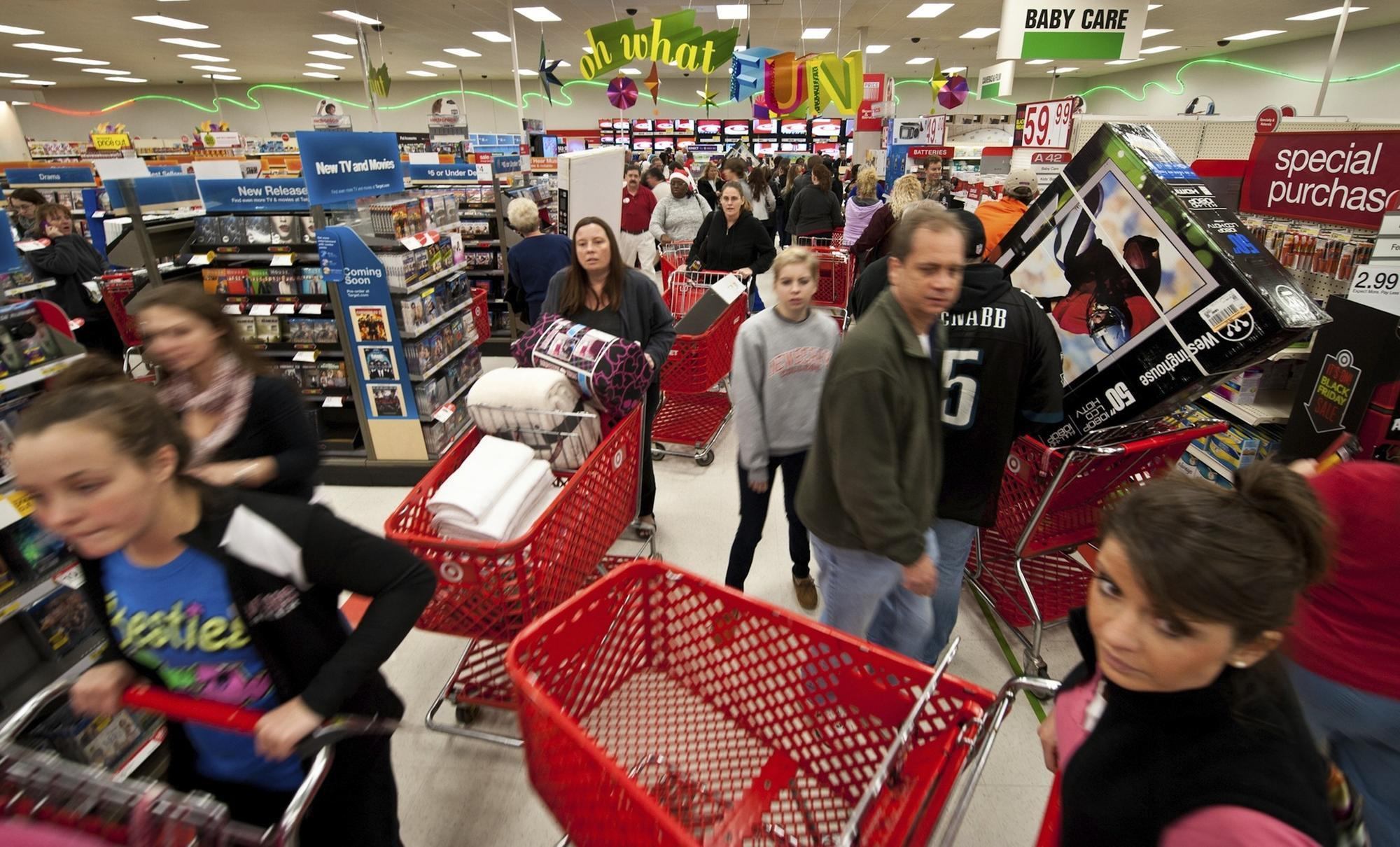 Black Friday isn't for two weeks, but some stores are ...