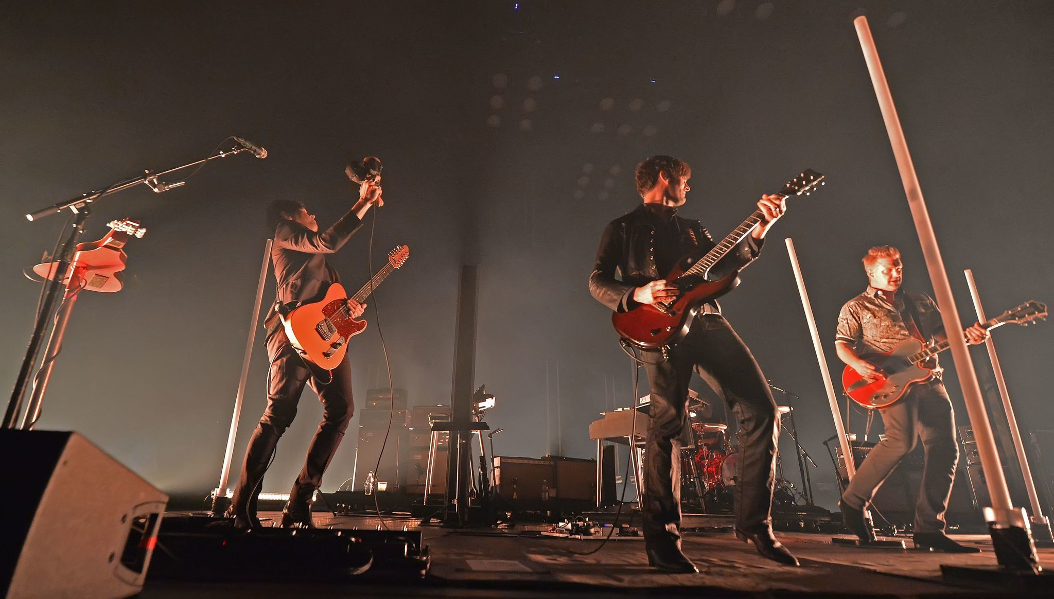 Queens of the Stone Age with BRONCHO - Observatory SD