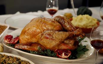 Easy Thanksgiving turkey