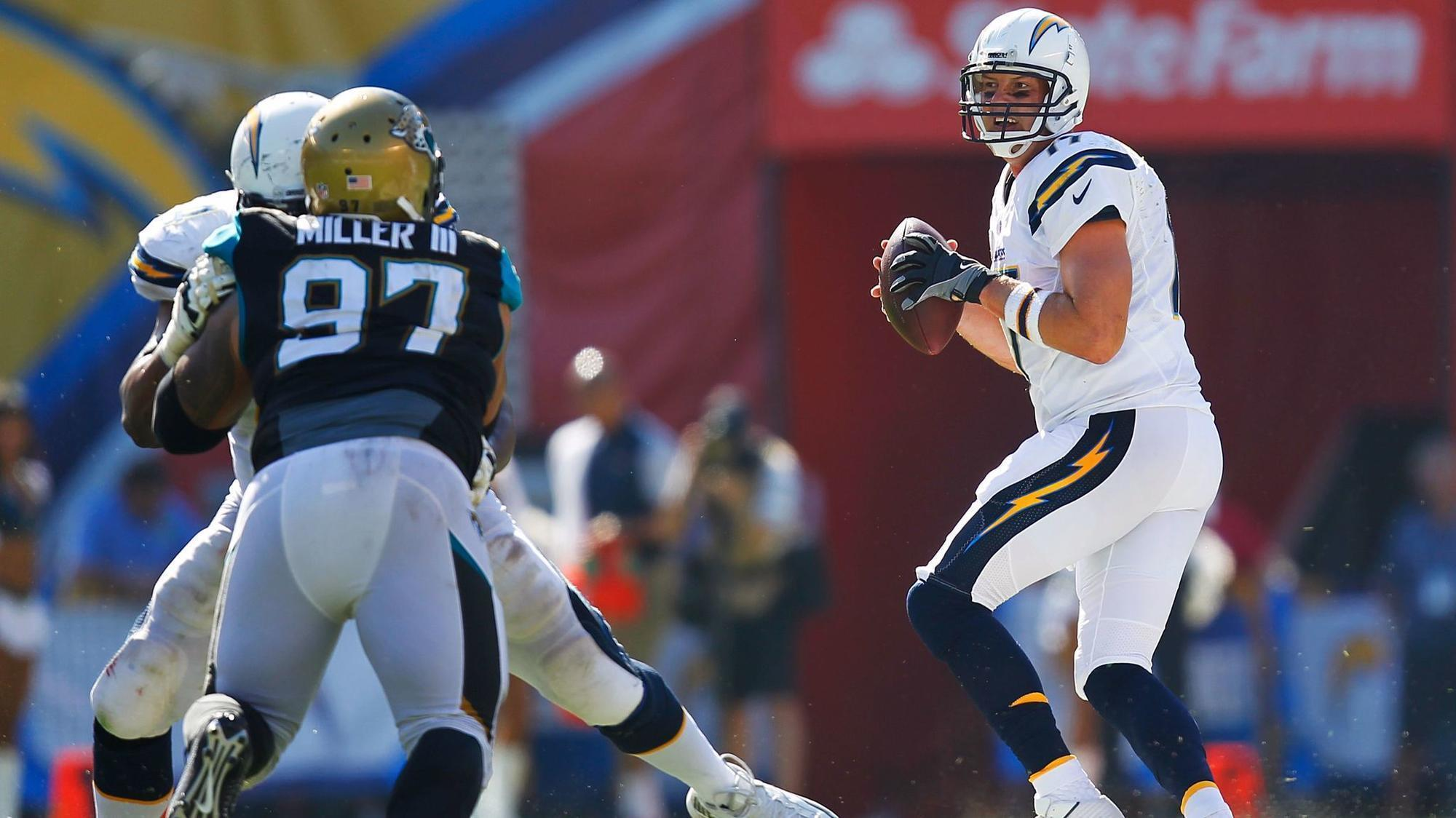Philip Rivers on facing the Jaguars defense