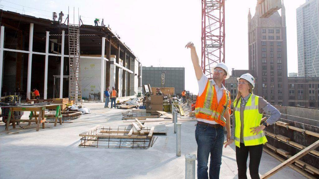 power construction projects help build employee culture chicago