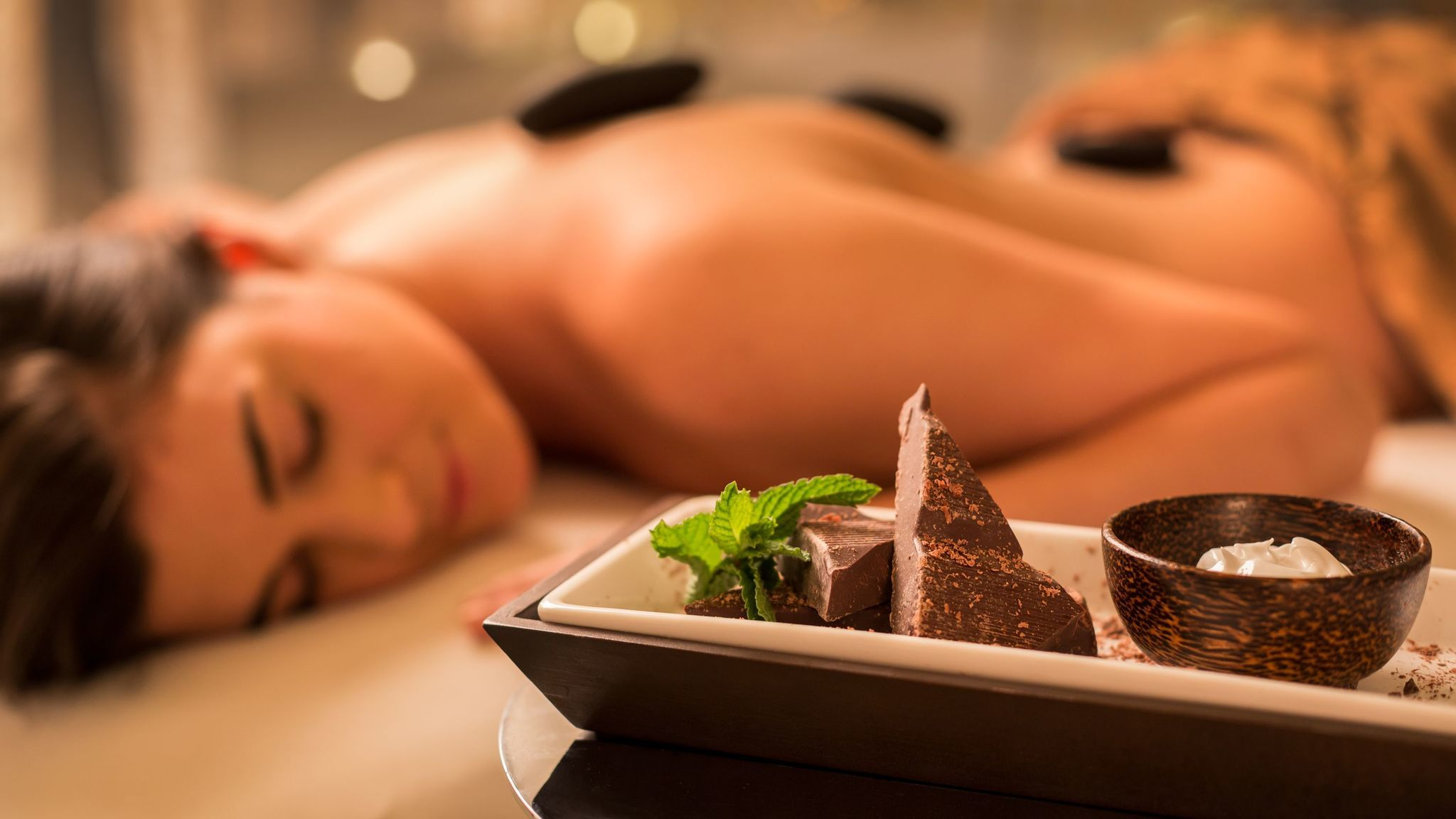 Chocolate from confectioner Valerie Gordon is at the heart of a limited edition series of treatments recently launched at the spa at the Ritz-Carlton hotel in downtown Los Angeles.