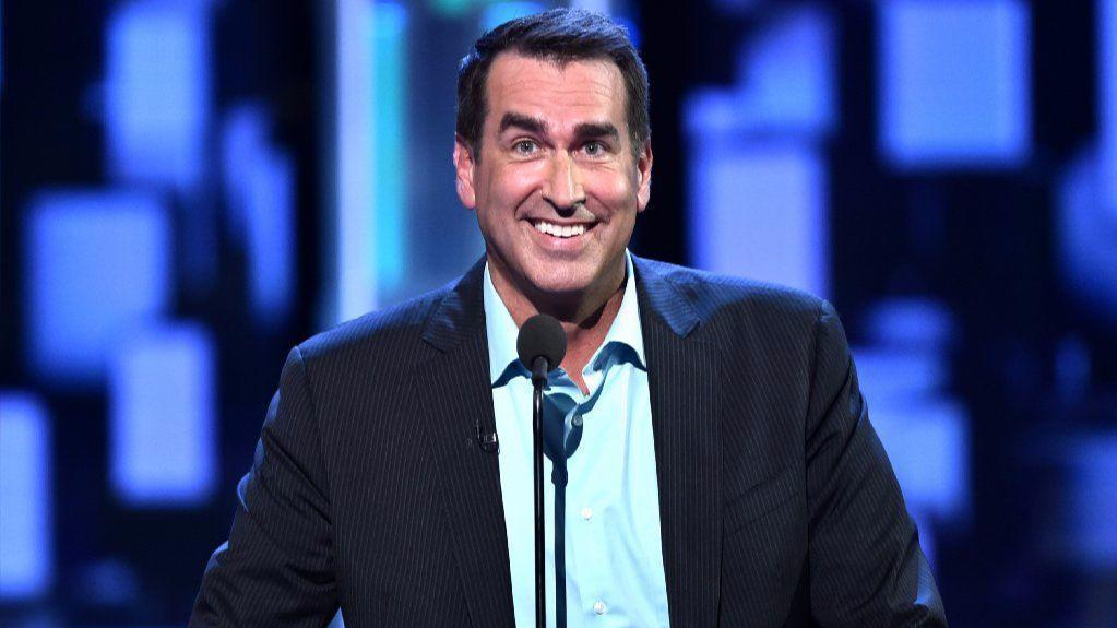 Rob Riggle Marine Officer