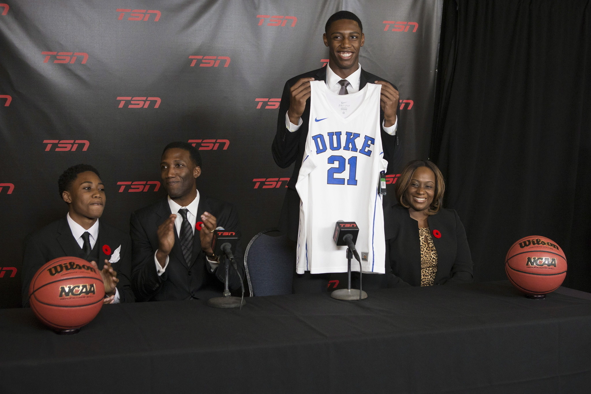 Montverde's R.J. Barrett picks Duke over Kentucky, Oregon - Orlando Sentinel