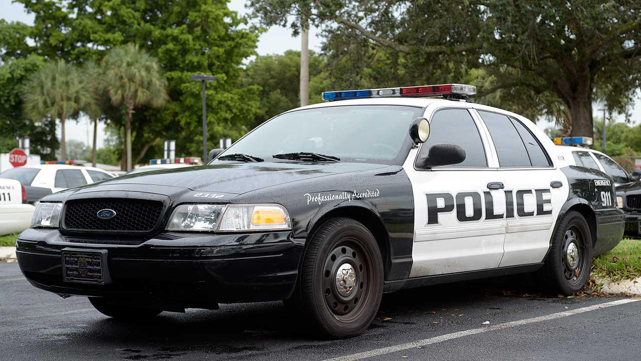Used Police Cars For Sale In Broward County
