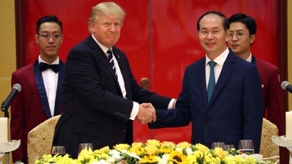 Vietnamese President Tran Dai Quang dies at 61 due to illness | Los Angeles Times
