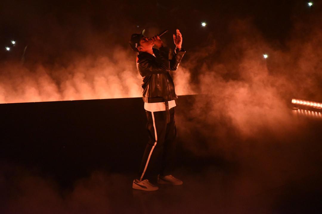 Jay-Z's concert in Orlando