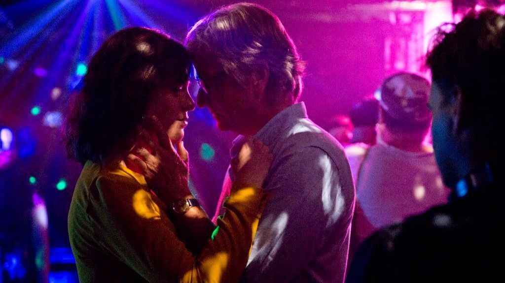 "Daniela Vega and Francisco Reyes in ""A Fantastic Woman."""