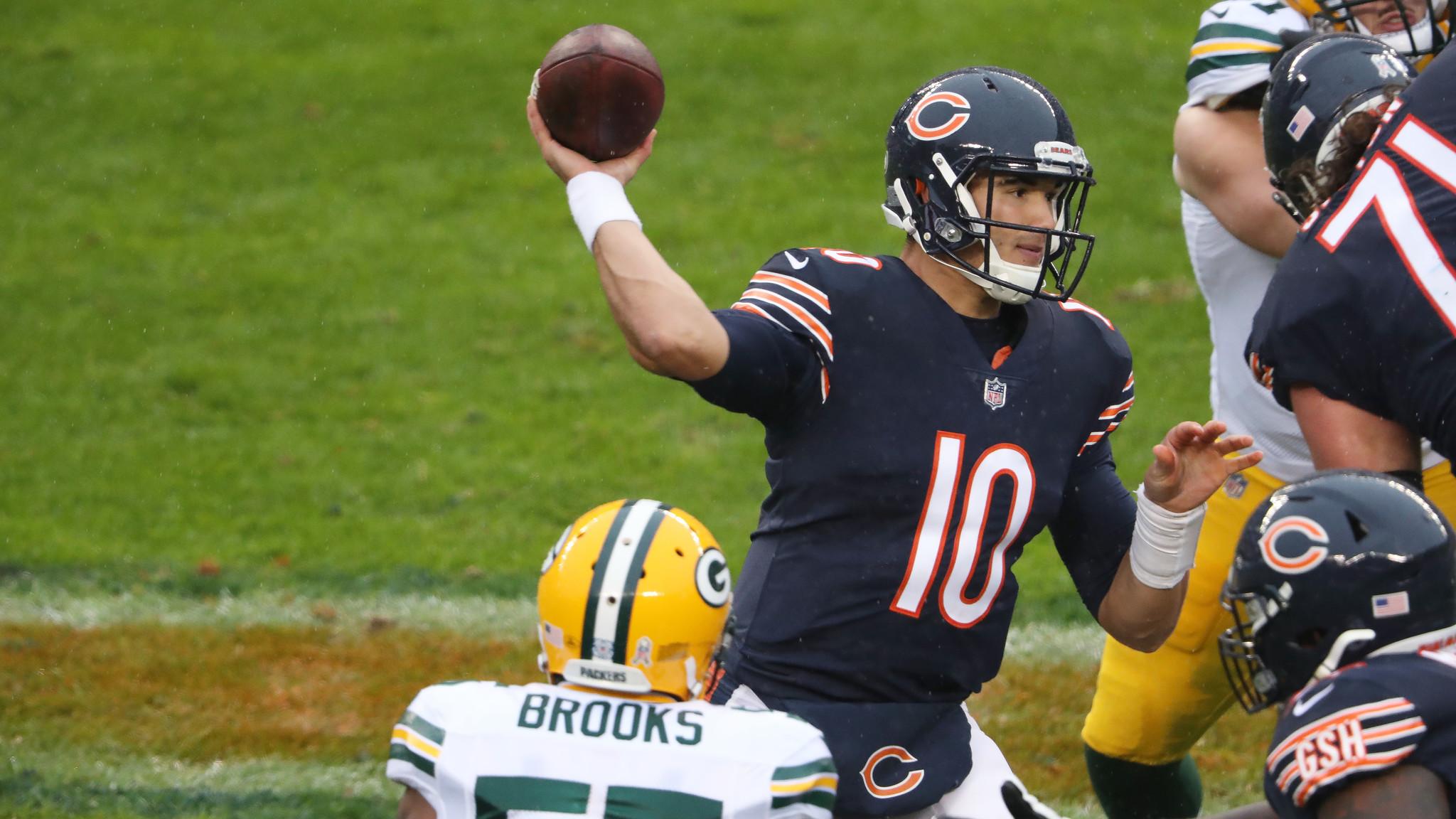 Bears-Packers: Recap, social media reaction