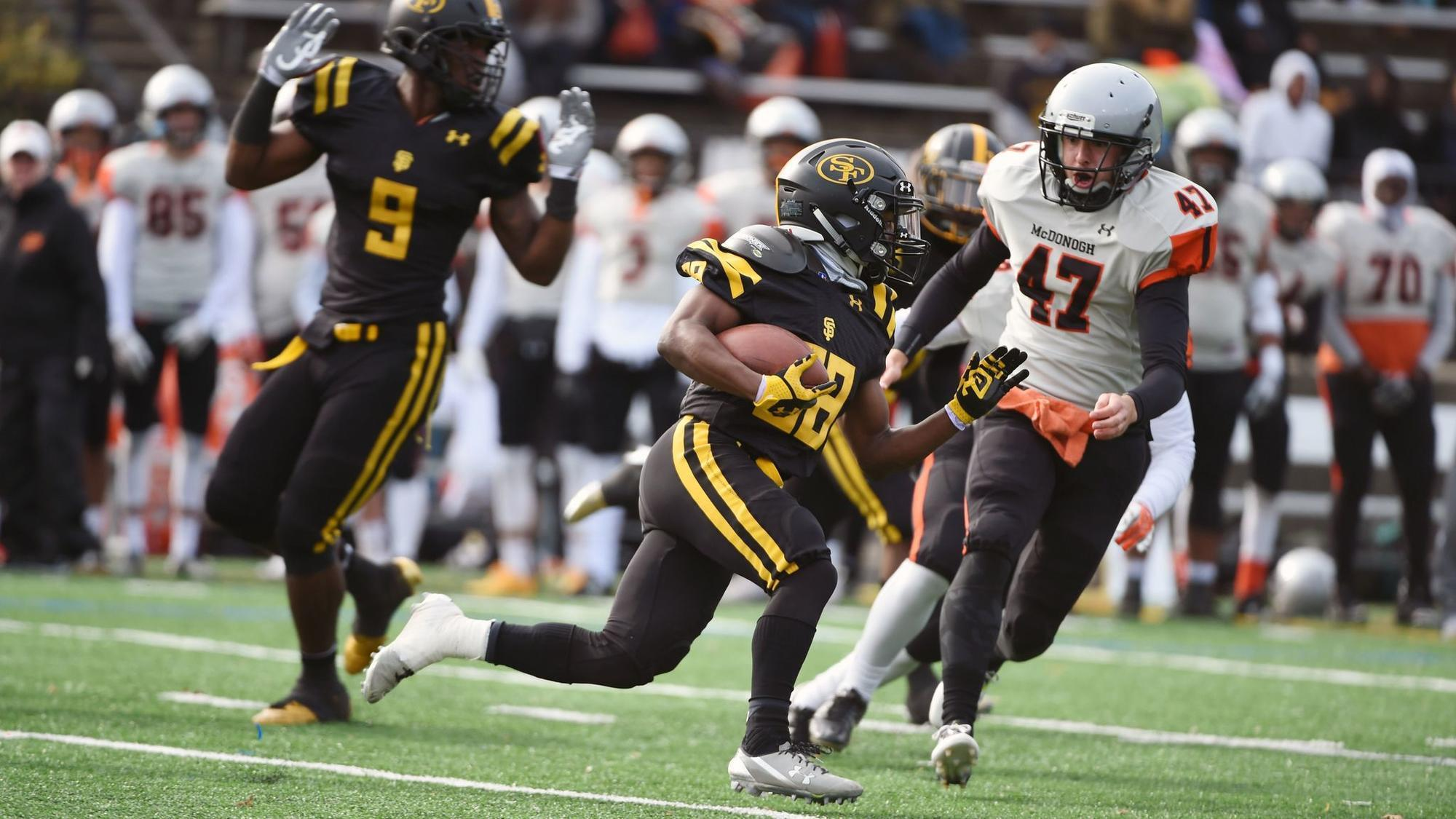 Varsity football: How the Top 15 fared in Week 11