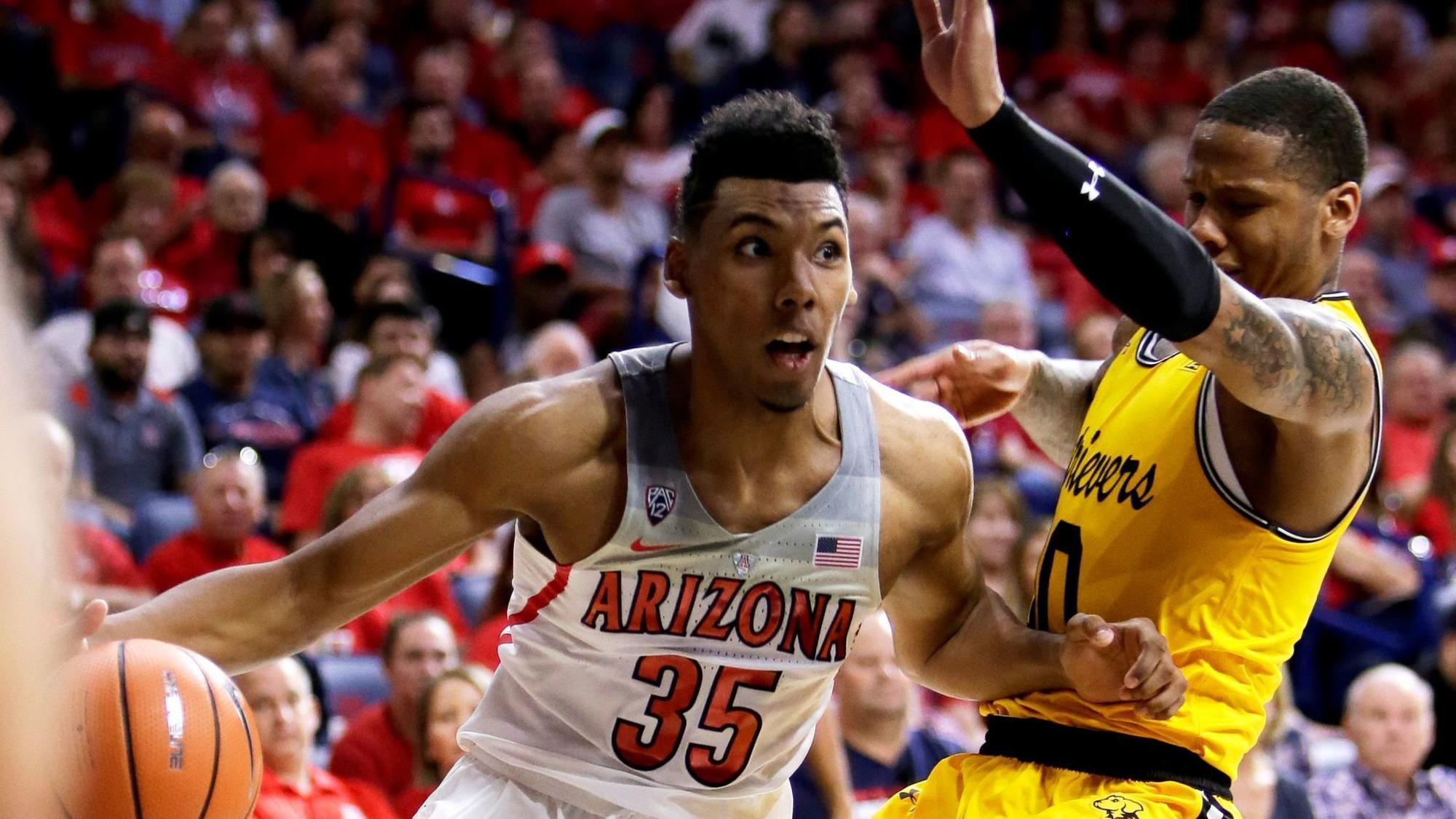 State basketball roundup (Nov. 12): UMBC hangs with No. 3 Arizona for a half in 103-78 loss