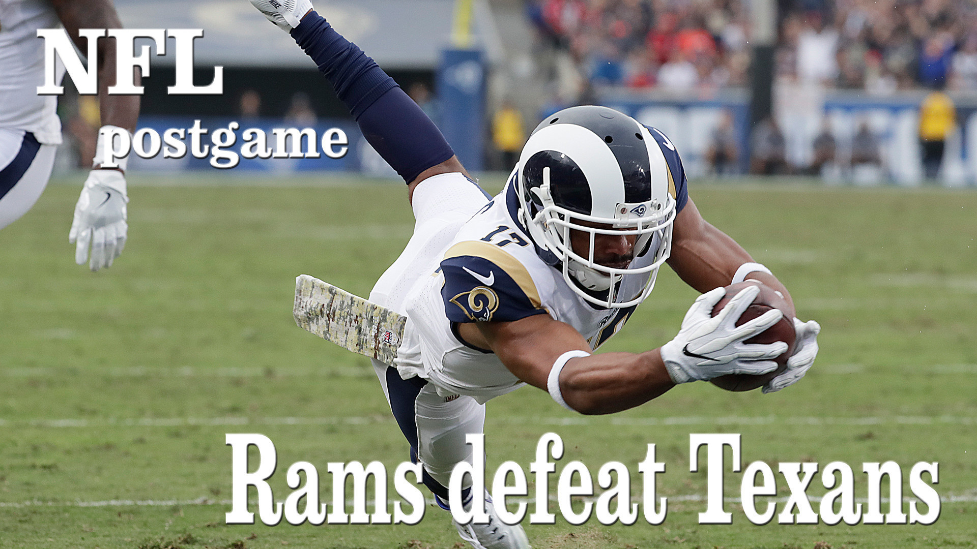 Breaking down the Rams' 33-7 victory over the Houston Texans