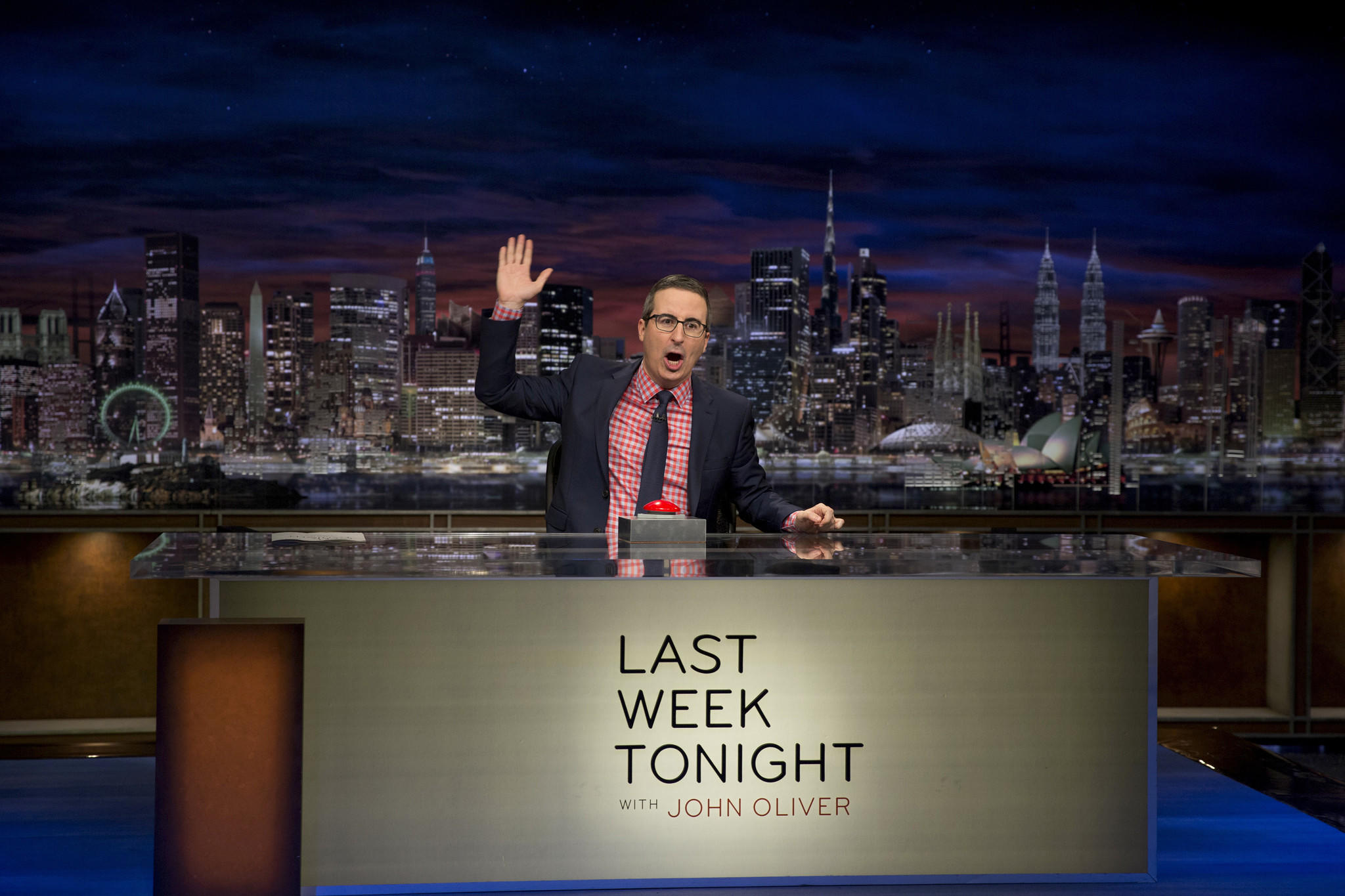 Watch Last Week Tonight With John Oliver Season 5 Episode ...