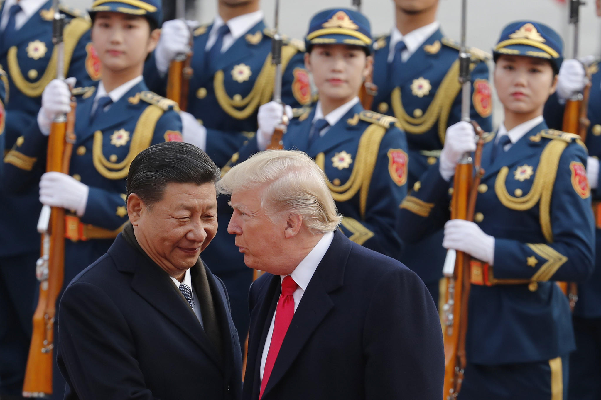 Donald Trump spoke to Chinese president about UCLA basketball players