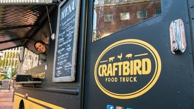 From Yardbird To Craftbird: Food Truck Introduces Its New Brand