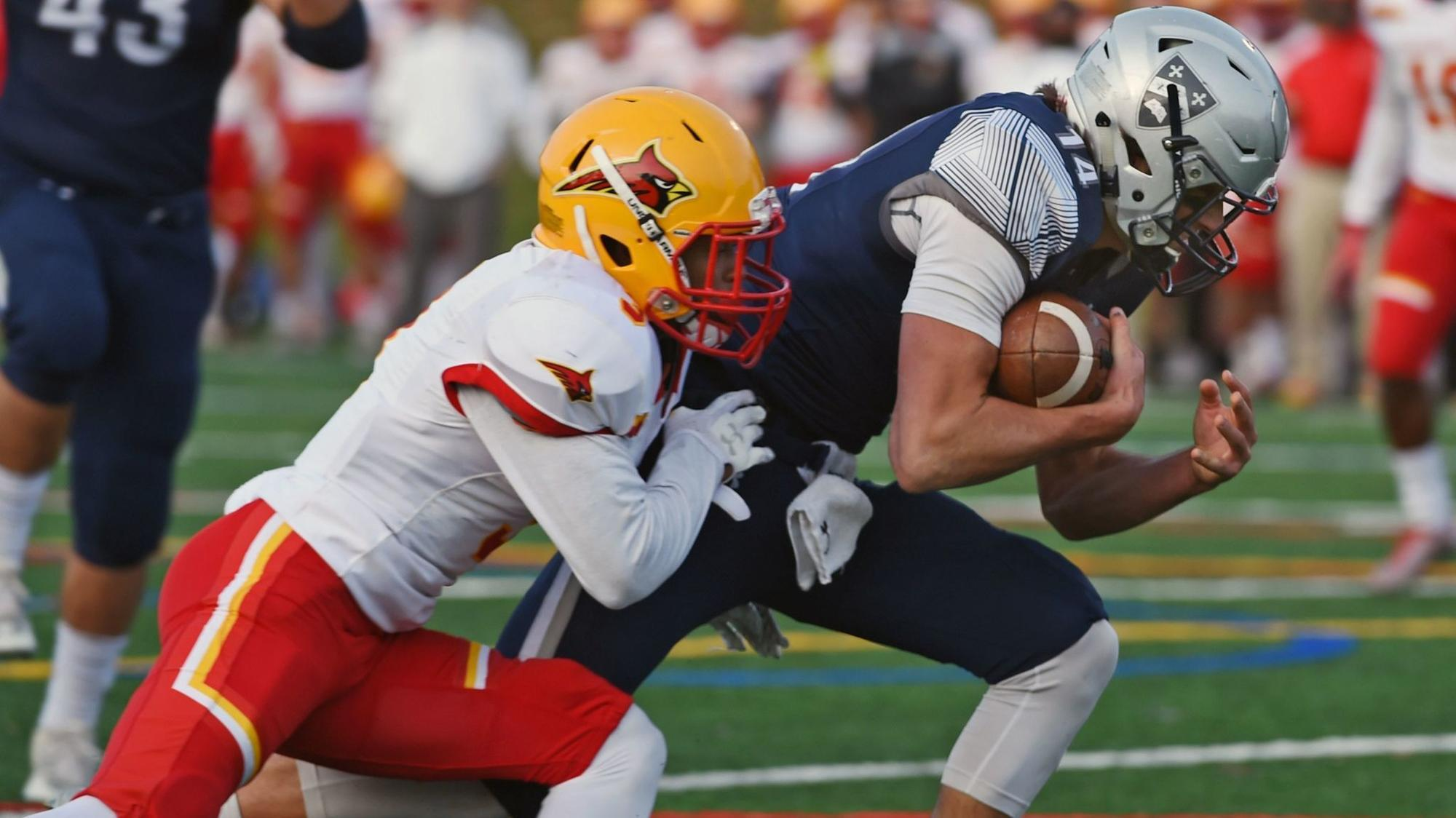 Varsity football: By The Numbers for Week 11