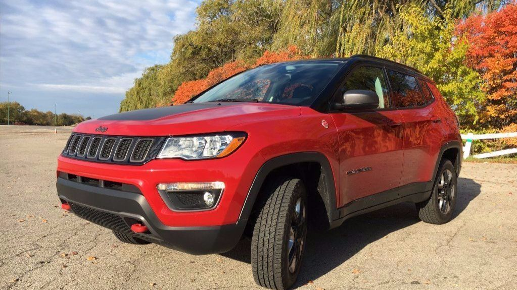 2017 jeep compass trailhawk better off road than on the morning call. Black Bedroom Furniture Sets. Home Design Ideas