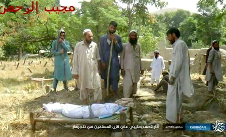 Islamic State broadcast