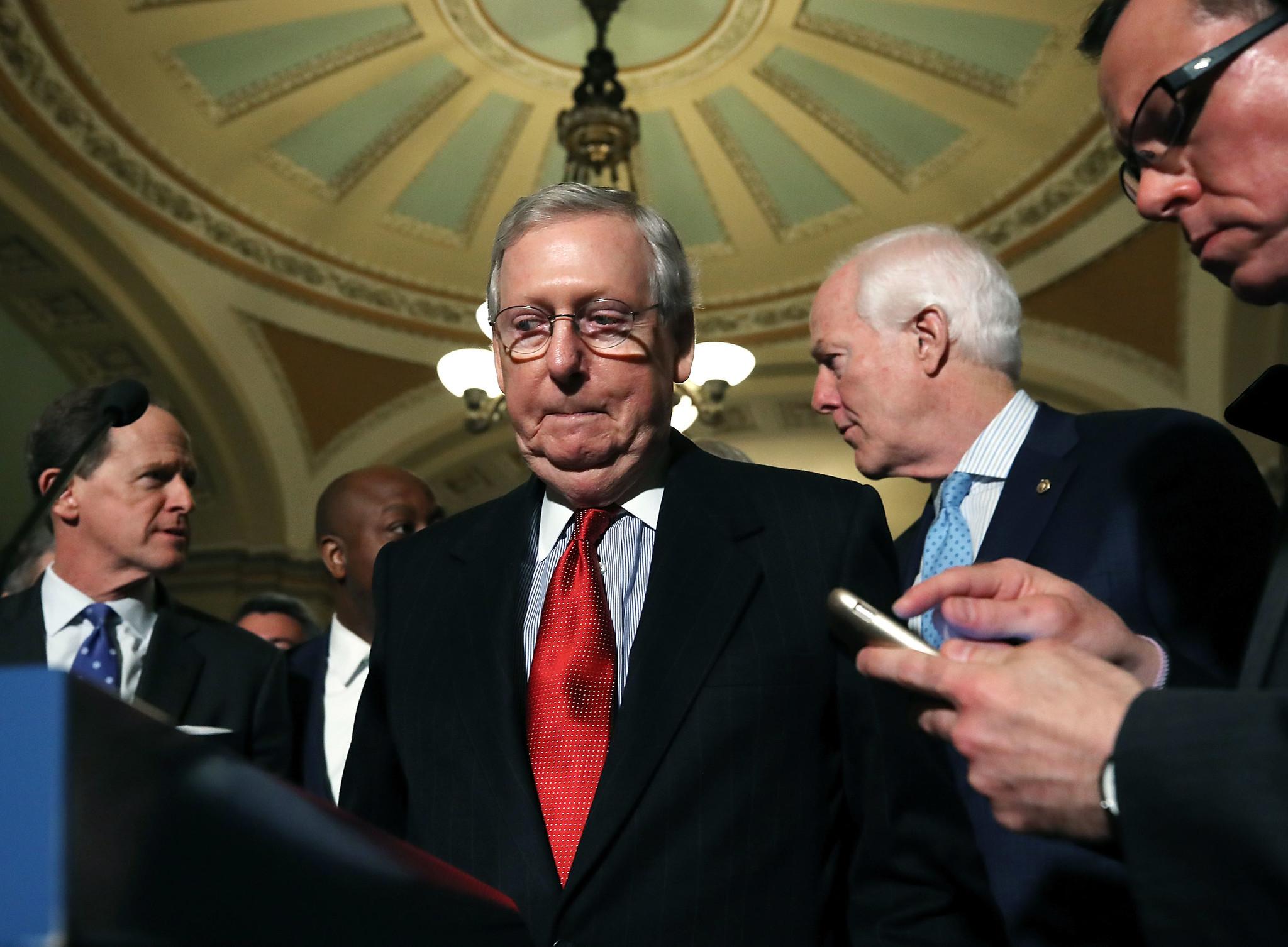 Sen. Rand Paul plans amendment to gut ACA in tax bill, testing GOP unity