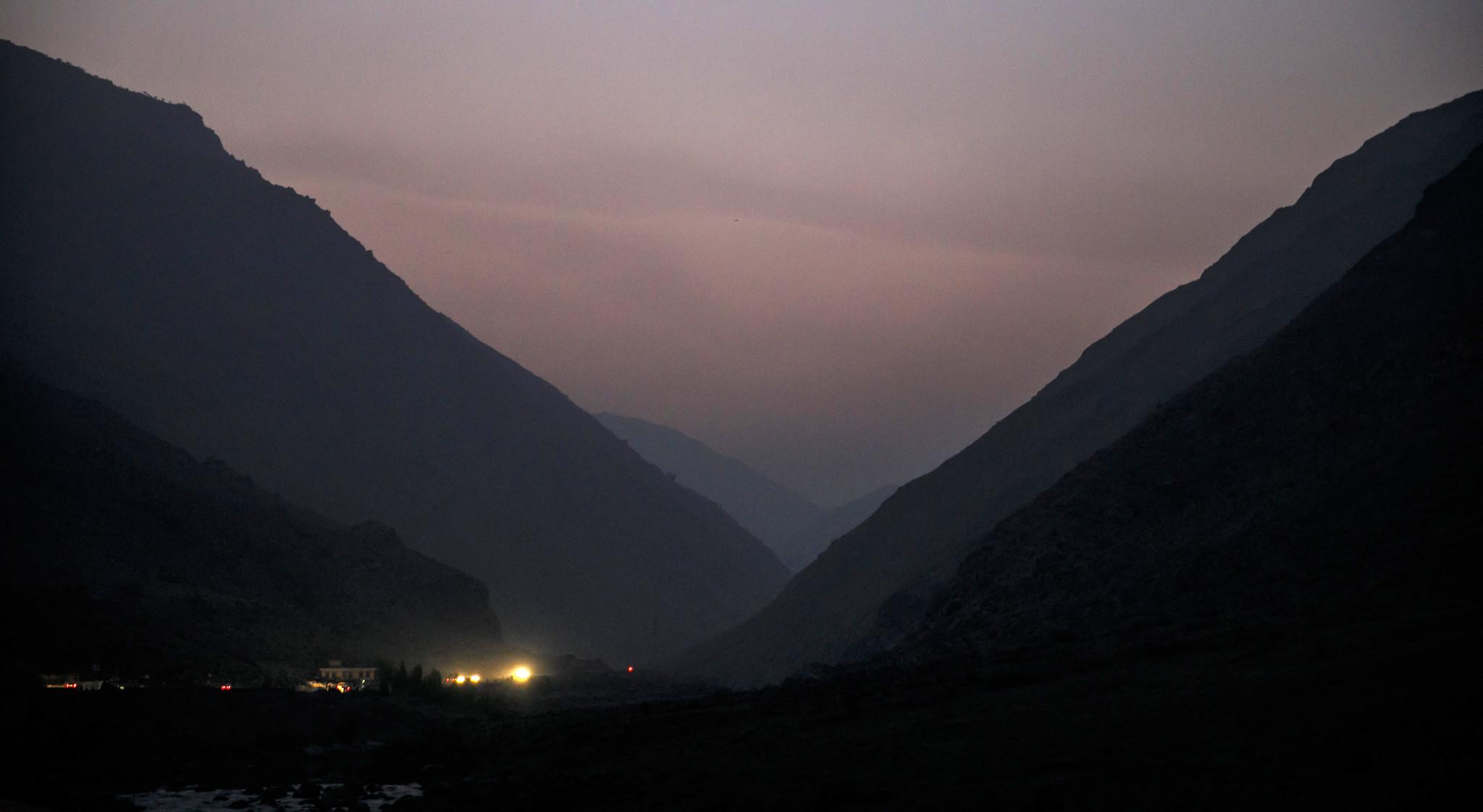 Kabul-Jalalabad highway