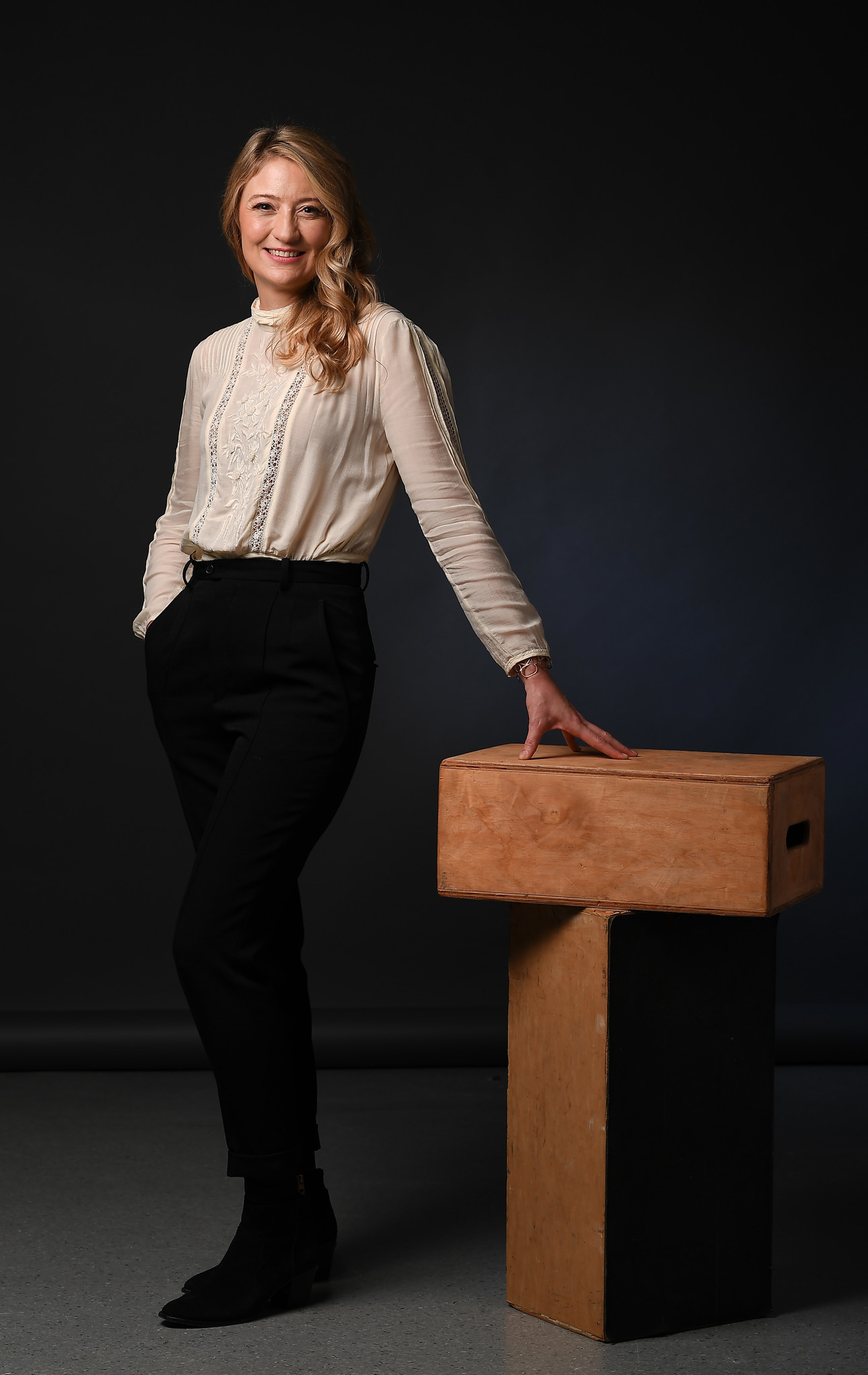 Playwright Heidi Schreck