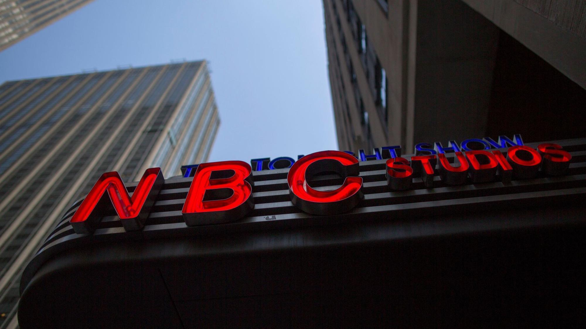 NBC News executive ousted over 'inappropriate conduct' with female employees