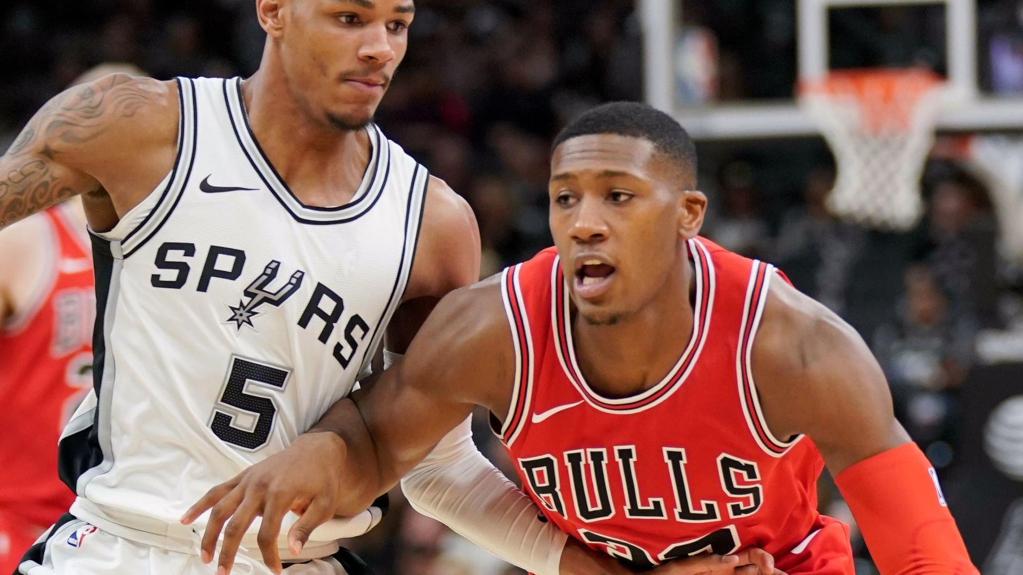 Kris Dunn Scheduled To Make His 1st Bulls Start With Justin Holiday Out    Chicago Tribune