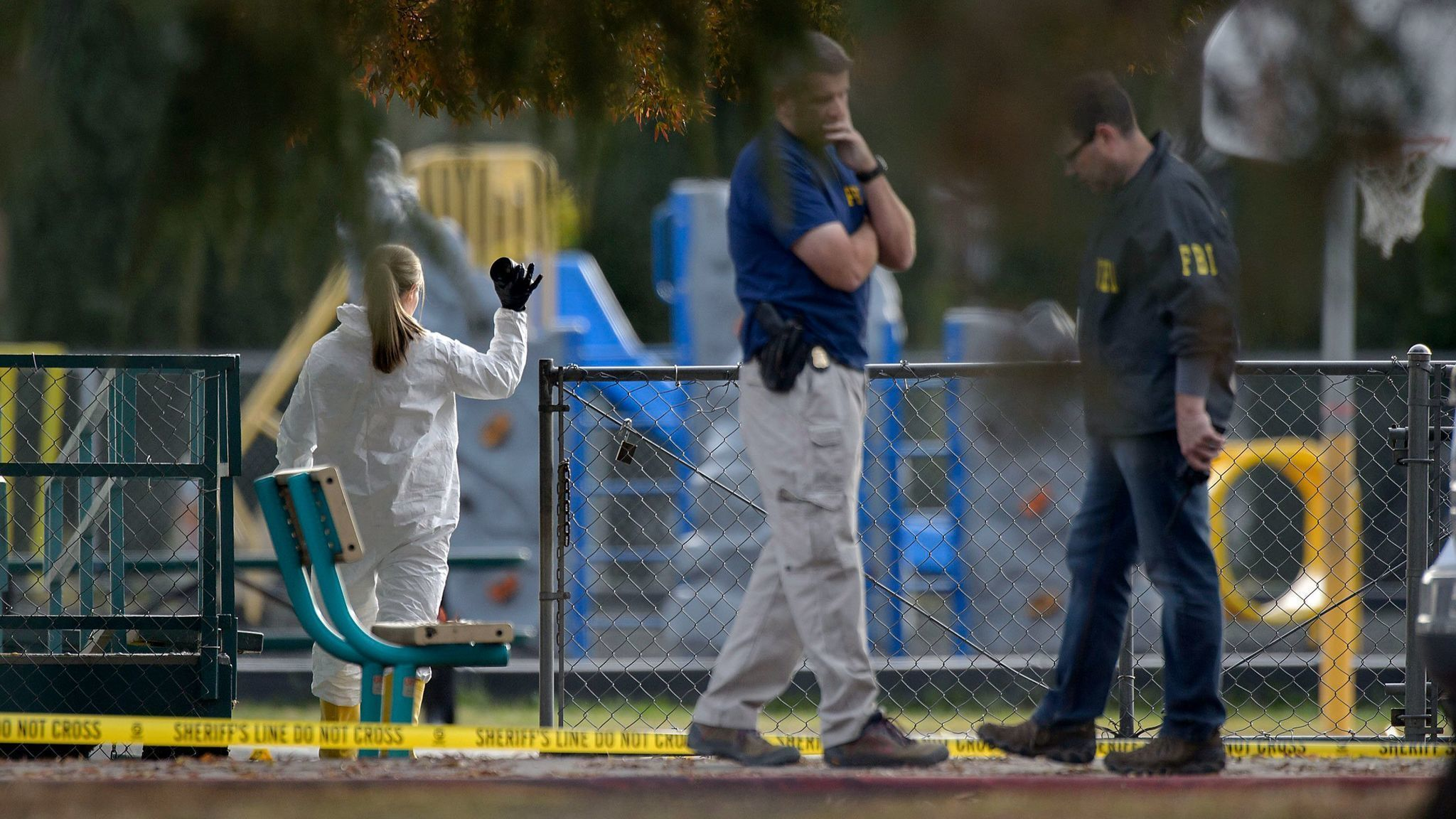 5 dead, including gunman, and 2 children wounded after multiple shootings in Northern California