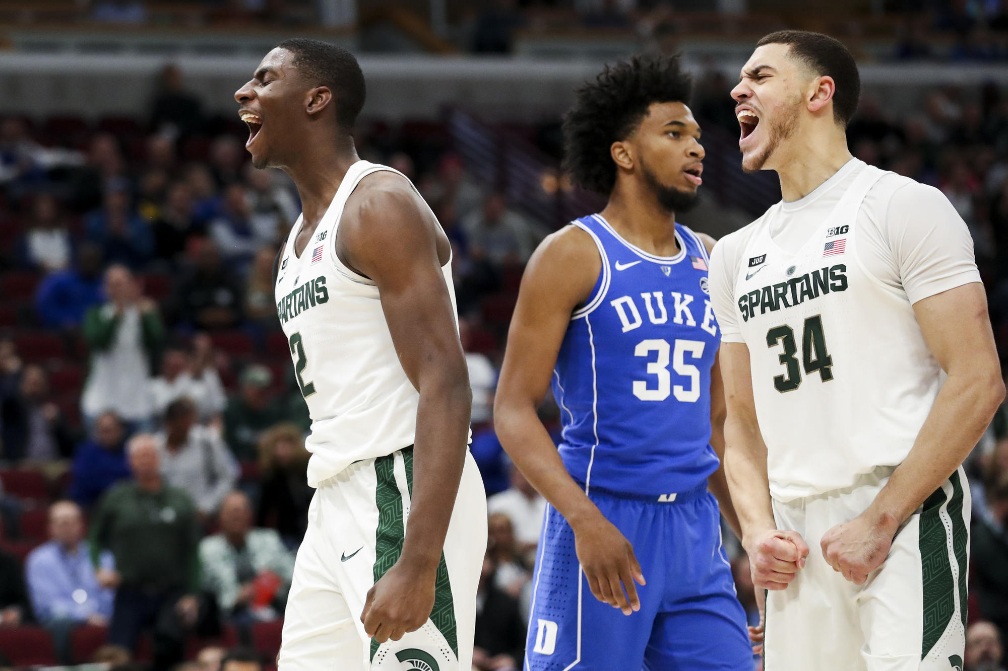 Duke 88, Michigan State 81