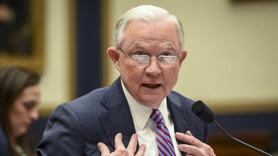 4 key takeaways from Jeff Sessions's memory-lapse-filled congressional hearing