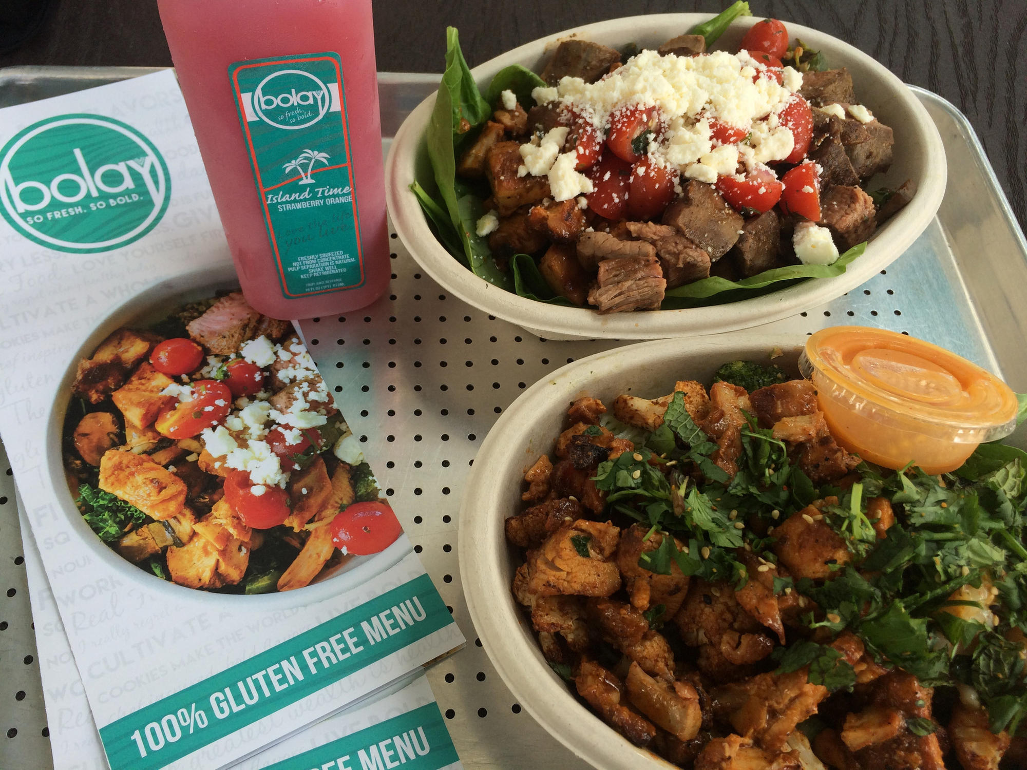 Review: Bolay rides bowl wave with tasty and healthy fare ...