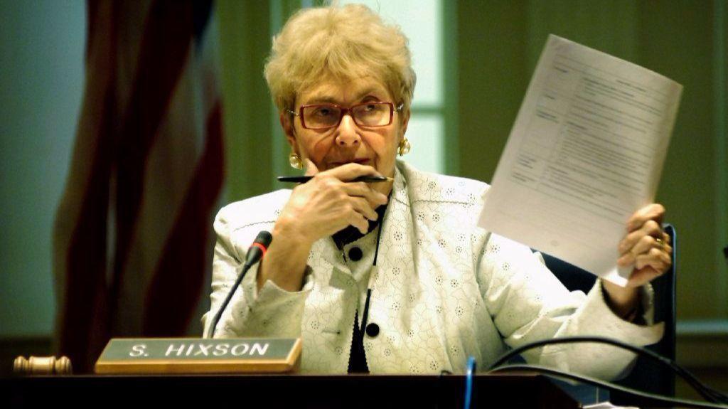Veteran Maryland lawmaker Sheila Hixson won't run again in 2018