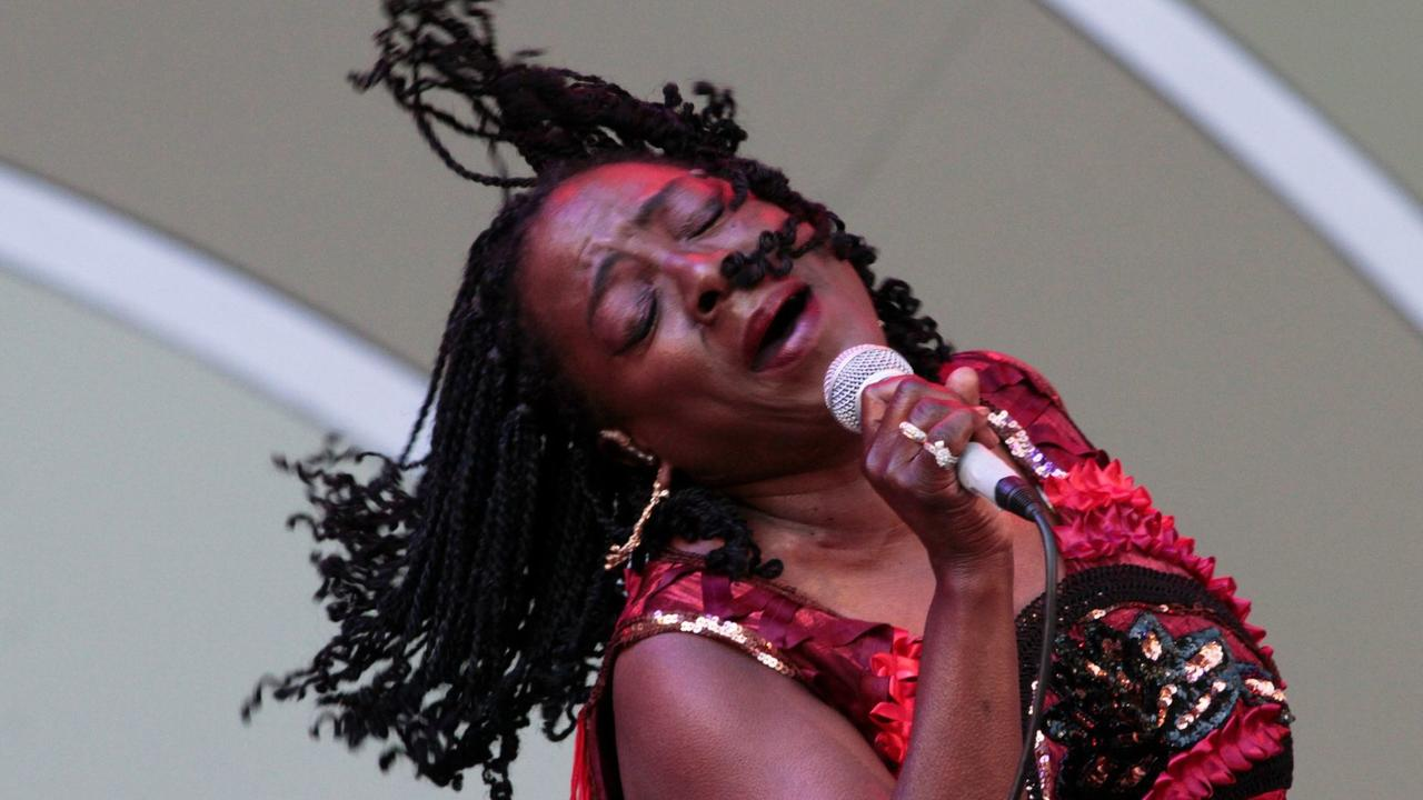 Sharon Jones is not to be messed with on her final album, 'Soul of a Woman'