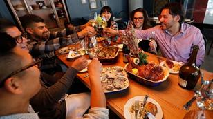 Masa and bone marrow stuffing and a Tecate-brined turkey: Thanksgiving with Broken Spanish chef Ray Garcia