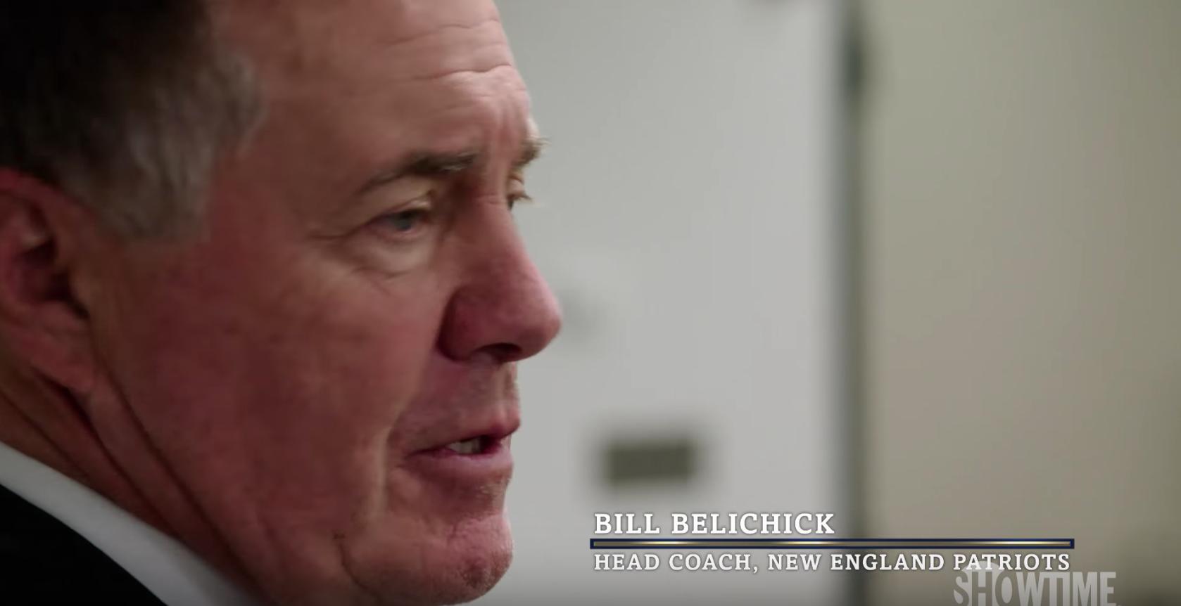 Bill Belichick Addresses the Midshipmen