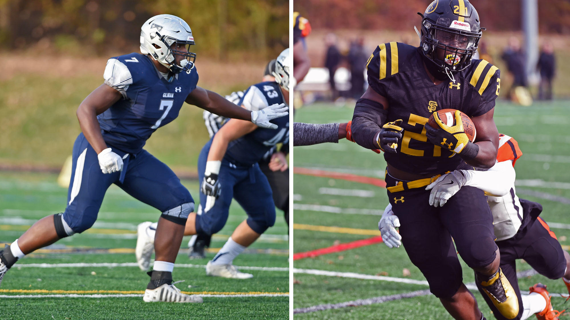 As friends and rivals, Gilman and St. Frances prepare for ...