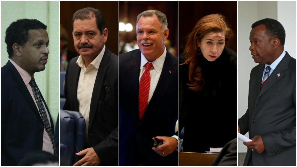 Emanuel's 2019 foes: LaRaviere in, 'Chuy' close, McCarthy ...