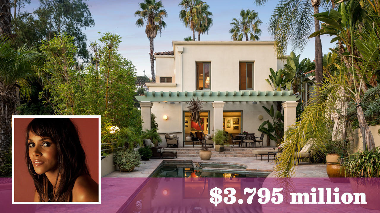 halle berry s o ime home in hollywood hills lists for 3