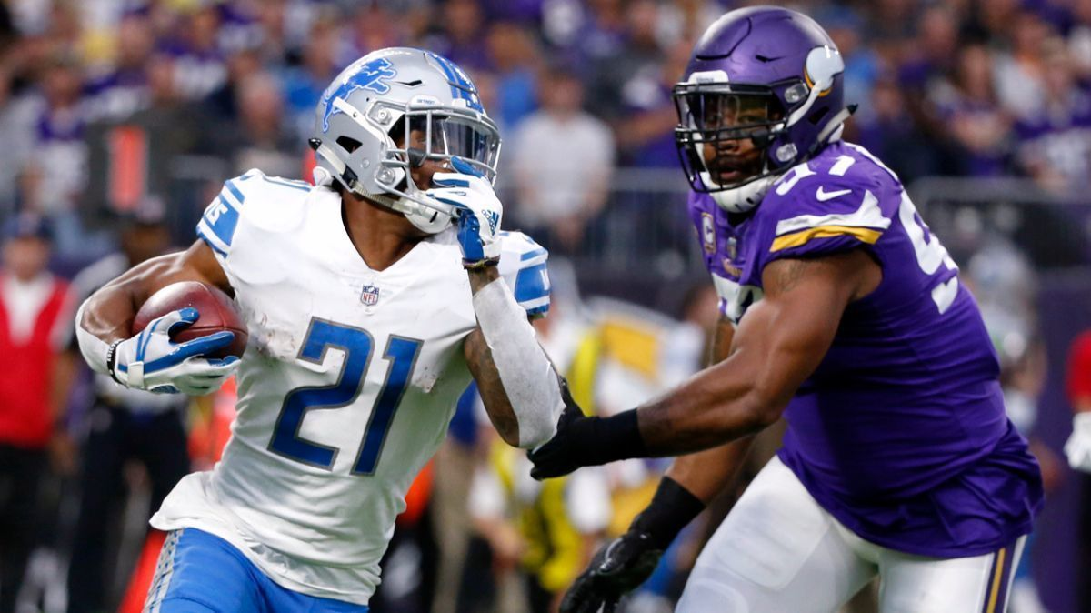 Vikings Everson Griffen matures into one of NFL s top pass