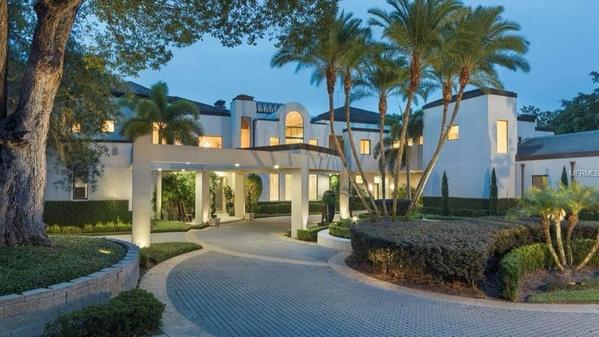 Former Horace Grant house in Winter Park sells