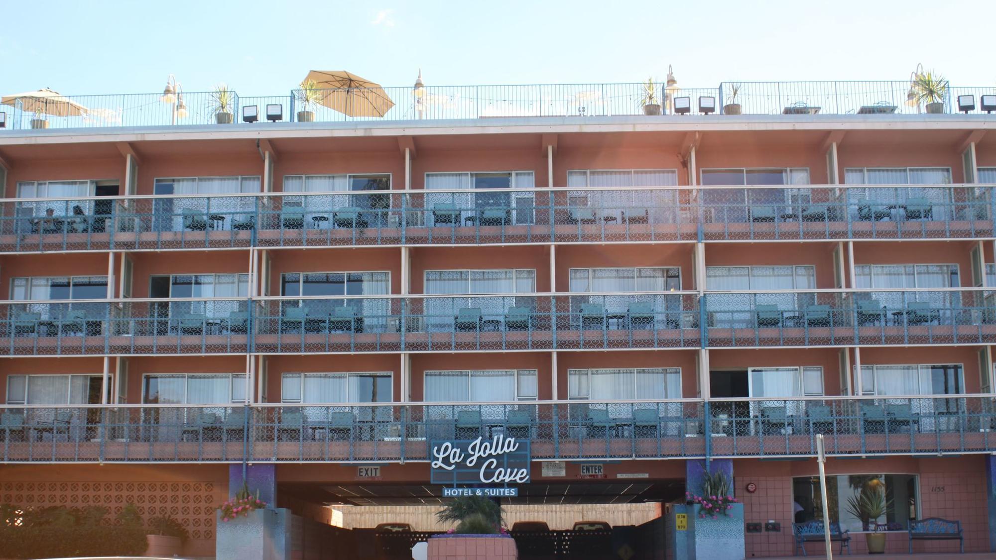 La Jolla Cove Suites completes remodel - La Jolla Light